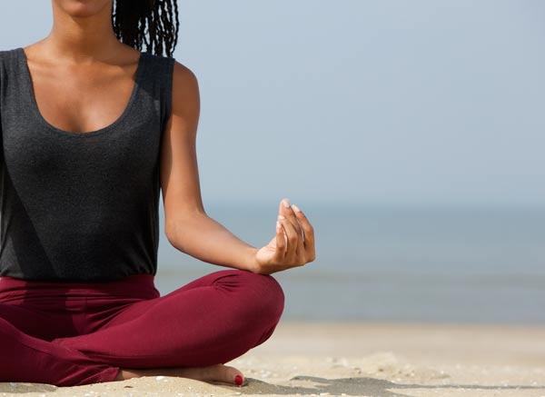 Medititating