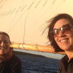 Sattvic Sailing on the Maine Coast
