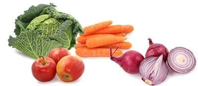 Kapha reducing foods