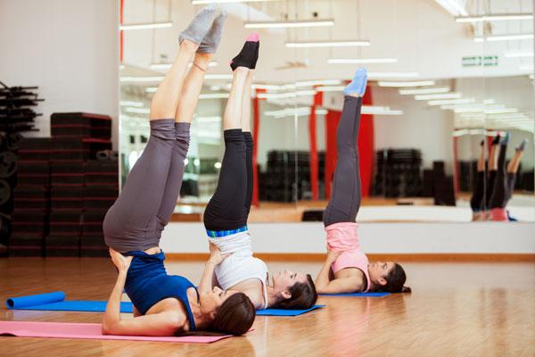 Yoga for pitta