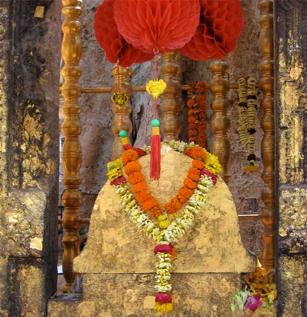Shrine in India