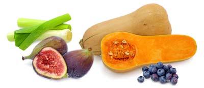 Vata reducing foods